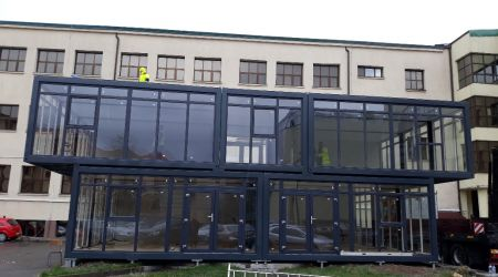 Constructie modulara Sibiu