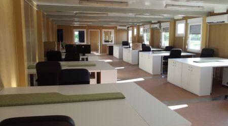 Birouri modulare - interior