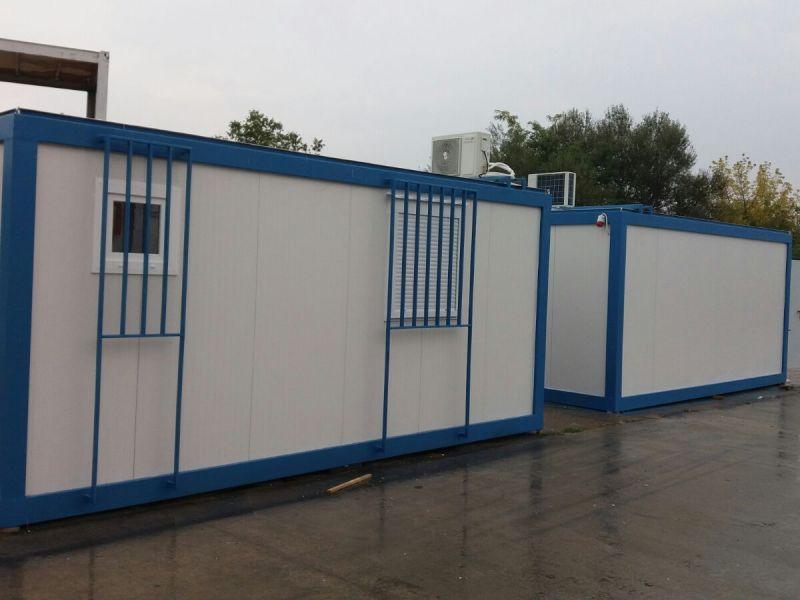 Containere cu protectie anti-efractie