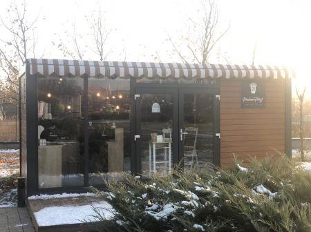 Coffee and Flower Shop Modular